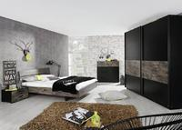 Ložnice Sumatra Vintage/ černá