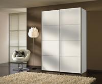 Šatní skříň s posuvnými dveřmi FOUR YOU polar bílá