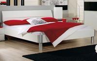 Futonová postel Linea alpin bílá, 180x200cm