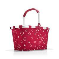 reisenthel carrybag hearts
