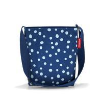 reisenthel shoulderbag S spots navy
