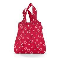 reisenthel mini maxi shopper hearts