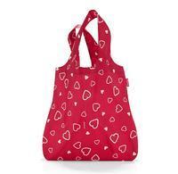 reisenthel mini maxi shopper hearts