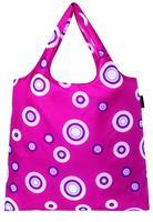reisenthel mini maxi shopper bubbles hot berry