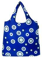 reisenthel mini maxi shopper bubbles ocean blue