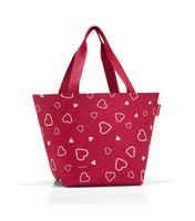 reisenthel shopper M hearts
