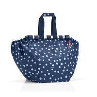 reisenthel easyshoppingbag spots navy