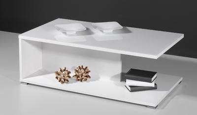 Konferenční stolek Linea 1549, bílý (84) - 1