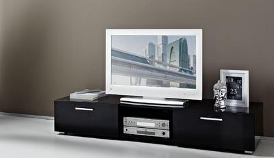 TV stolek 3300 (83), černý - 1