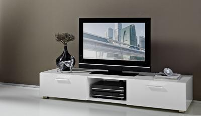 TV stolek 3300 (84), bílý - 1