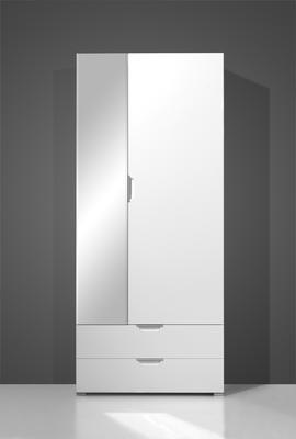 Šatní skříň Gala 1365 (84) bílá - 1