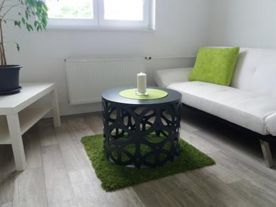 Designový konferenční stolek RING - 1