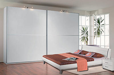 Ložnice Savoy alpin bílá - 1