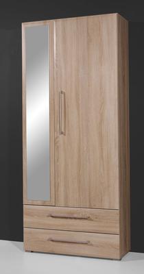 Předsíňová skříň Prisma 3147  (156), Sonoma dub - 1
