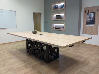 Luxusní jednací stůl NOE - 1