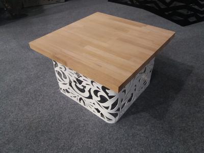 Designový konferenční stolek FLOW - 1