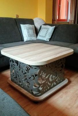 Designový konferenční stolek FLOW2 - 1