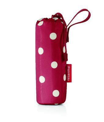 Reisenthel Bottleholder Iso ruby dots - 1