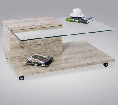 Konferenční stolek Henning, Sanremo dub - 1