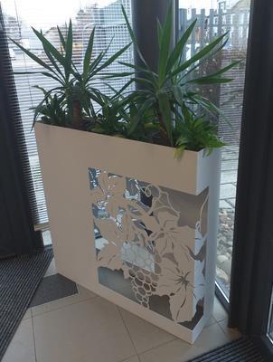 Designový květináč WINE - 1