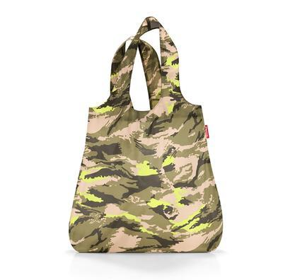 reisenthel mini maxi shopper camouflage - 1