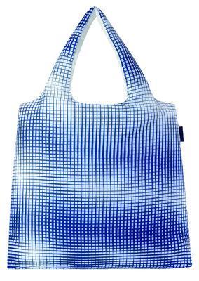 reisenthel mini maxi shopper moiree ocean blue - 1