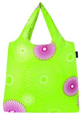 reisenthel mini maxi shopper crystals lime green - 1