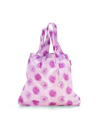 reisenthel mini maxi shopper flower pink - 1