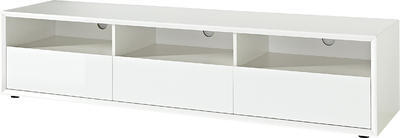TV stolek GW-San Franscisco 3393 (84) bílý lak - 1