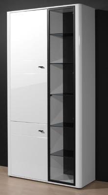 Obývací pokoj Monza 4 (7-dil.), bílý - 2