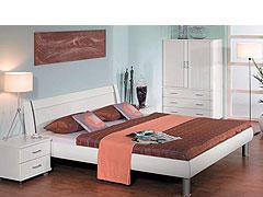 Ložnice Savoy alpin bílá - 2