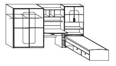 Studio Zimmer Hotspot 1 - 2