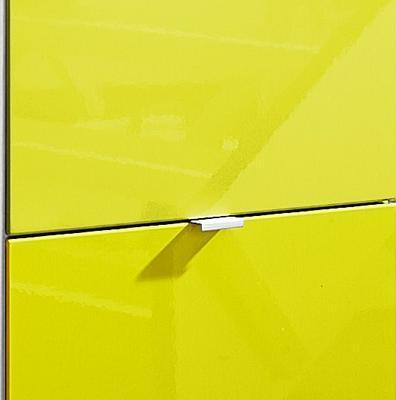 Botník Colorado 3260, bílý/ žlutý - 2