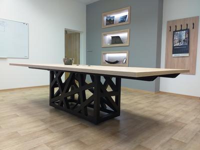 Luxusní jednací stůl NOE - 2
