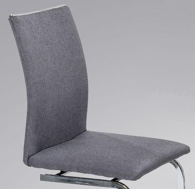 Jídelní židle Lars, tmavě šedá - 2