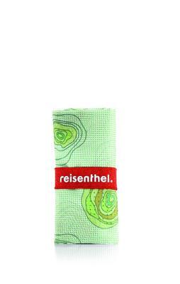 reisenthel mini maxi shopper flower green - 2