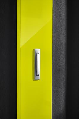Předsíňový panel Colorado 3255 (197), žlutý - 2