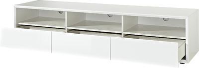 TV stolek GW-San Franscisco 3393 (84) bílý lak - 2