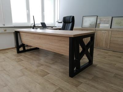 Luxusní kancelářský stůl TONY - 3