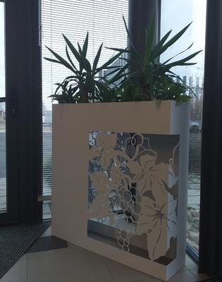 Designový květináč WINE - 3