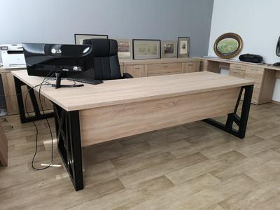 Luxusní kancelářský stůl TONY - 4