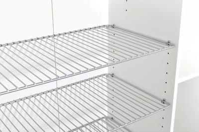 Botník Scarpa 0122 (084) bílá/ vysoký bílý lesk - 5