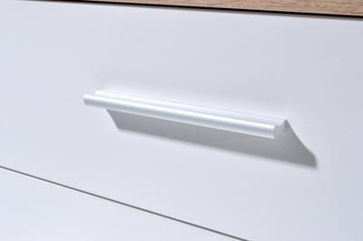 Kompaktní designová předsíň 3199 (178), bílá/ Sonoma dub - 5