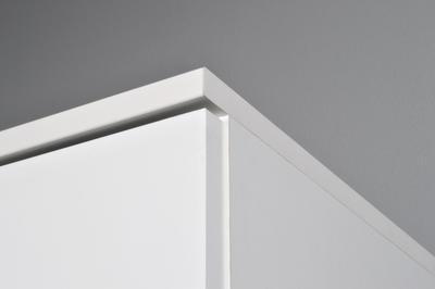 Botník Scarpa 0122 (084) bílá/ vysoký bílý lesk - 6