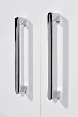 Botník Scarpa 0122 (084) bílá/ vysoký bílý lesk - 7