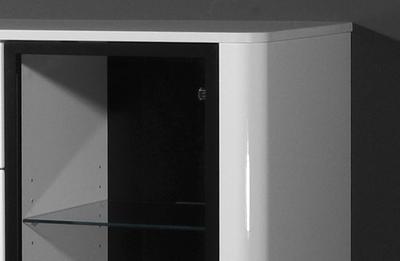 Obývací pokoj Monza 4 (7-dil.), bílý - 7