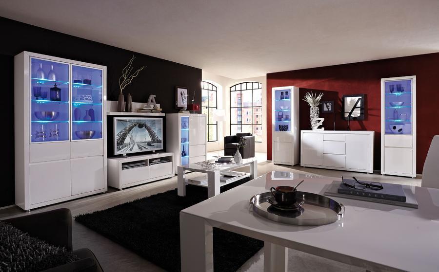 GERMANIA Obývací pokoj Fino 4, bílý