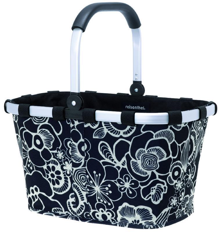 Reisenthel Carrybag fleur černá