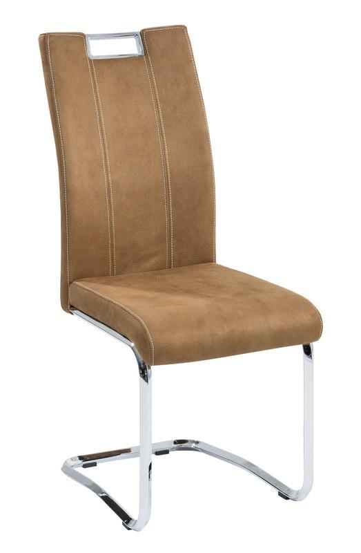 Jídelní židle Napoli, cognac