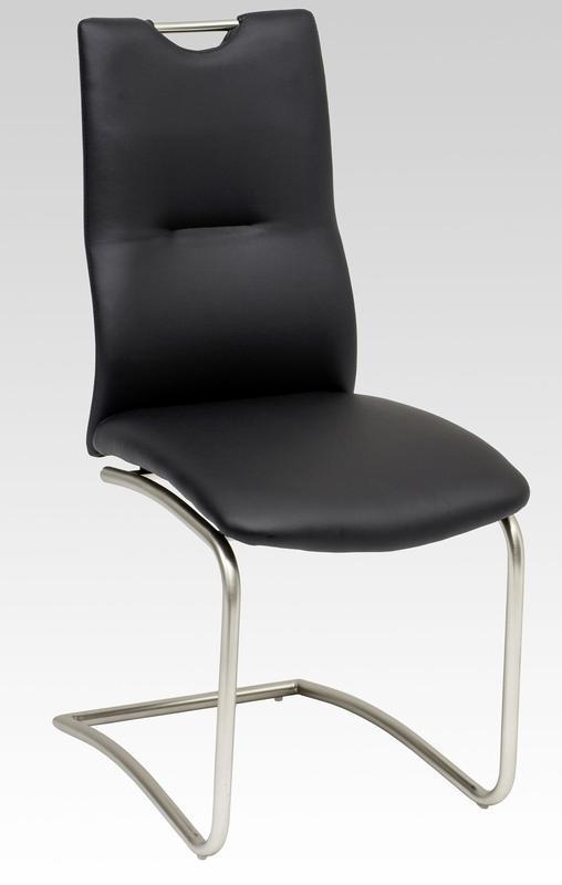 Jídelní židle Tina, černá
